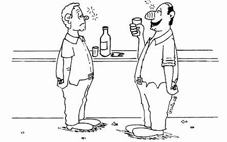 Quello che avviene con la persona che ha smesso di bere